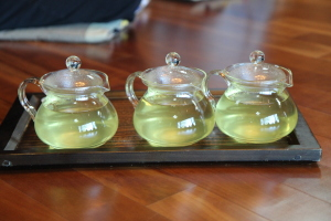 Join us for a tea class - The Six Classes of Tea, Saturday, November 15